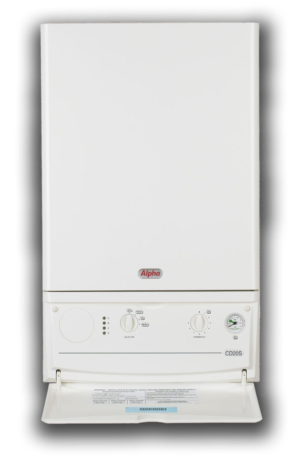 Alpha Gas Boiler Gas Boilers Heating Installations for sale in ...
